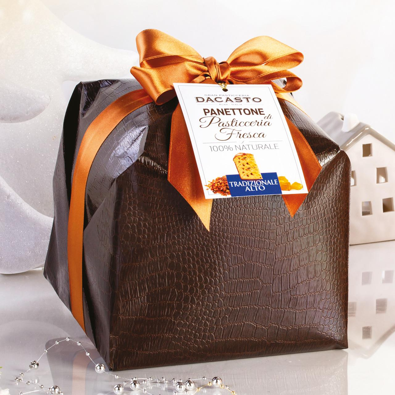 TRADITIONAL ORGANIC PANETTONE – Tall Version