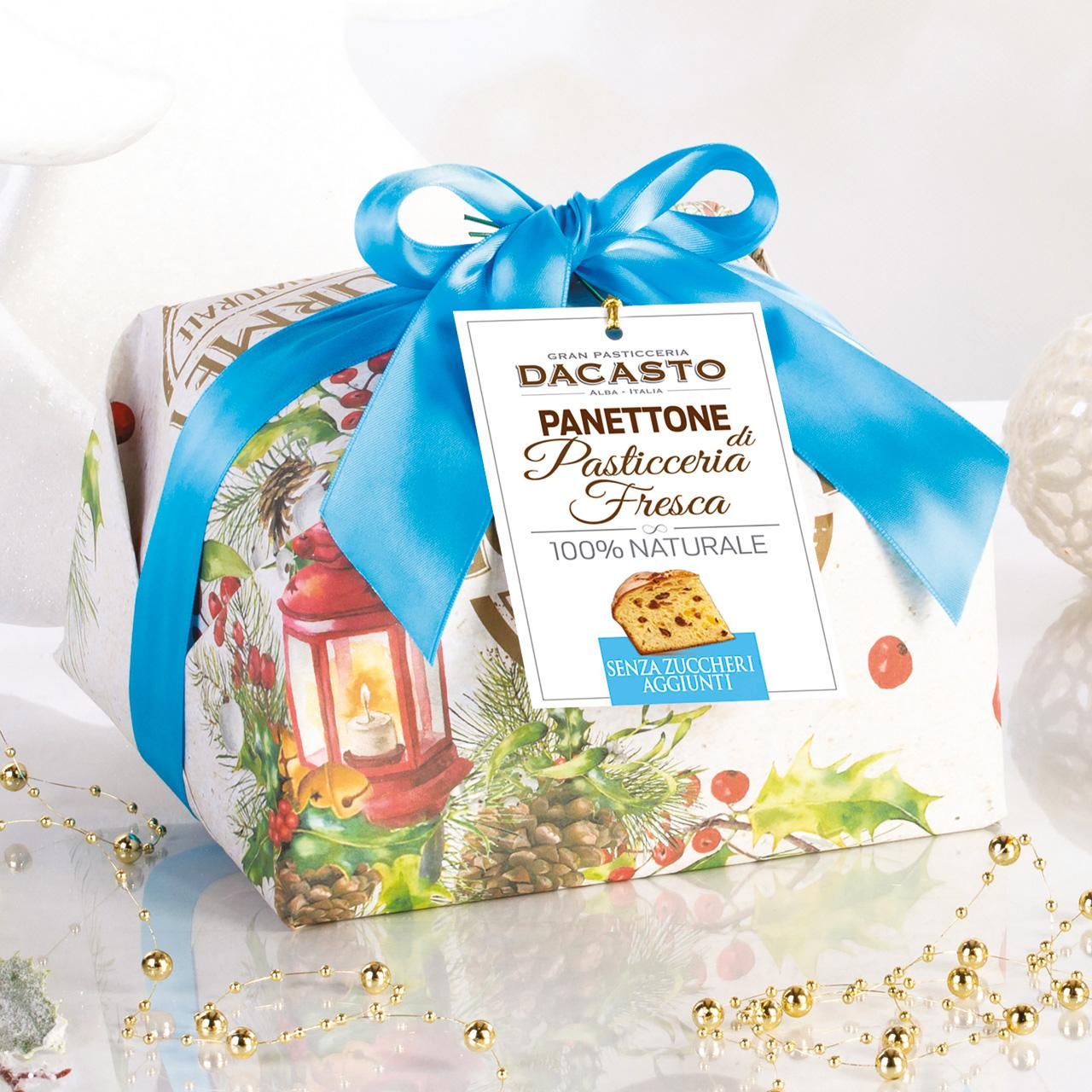 Panettone Without Added Sugar